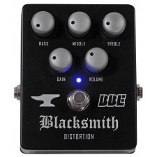 BBE Blacksmith High Gain Distortion Effects Pedal w/ Passive 3-band PLEX-EQ