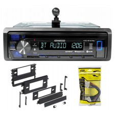 Kenwood CD Receiver w/Bluetooth iPhone/Android/ For 1990-97 Mazda Miata MX-5