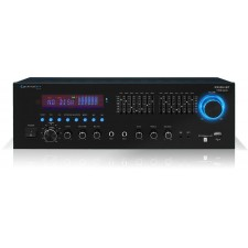 Technical Pro RX55URIBT 1500W Pro Audio Receiver w/ Blueooth +USB/SD+ 7-Band EQ