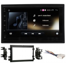 2005-2006 Ford Mustang Car Navigation/Bluetooth/Wifi/Android Receiver