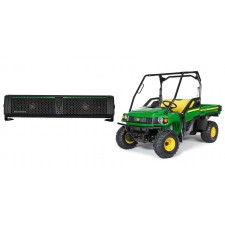 John Deere Gator XUV/RSX Hifonics 6-Speaker Powered Sound Bar w/ Bluetooth