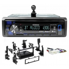 Kenwood CD Receiver w/Bluetooth iPhone/Android For 1997-2000 INFINITI QX4