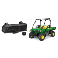 John Deere Gator XUV/RSX 300w Powered Sound Bar+Bluetooth Controller+Dome Light