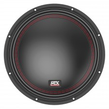 "MTX 5510-22 10"" 800 Watt Peak/400 Watt RMS DVC 2-ohm Car Audio Subwoofer Sub"