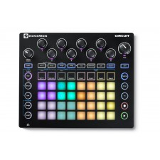 Novation CIRCUIT Groove Box Music Controller Pad/Drum Machine+Ableton Live Lite