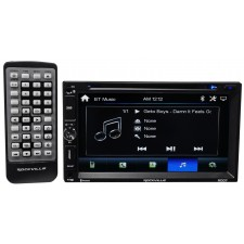 2007 Ford Mustang Car DVD/iPhone/Pandora/Bluetooth/Spotify/USB Receiver Stereo