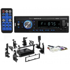 Digital Media Bluetooth AM/FM/MP3/USB/SD Receiver For 1995-99 Nissan Sentra