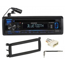 Kenwood CD Radio Receiver w/Bluetooth iPod/iPhone/ For 2003-06 JEEP WRANGLER TJ