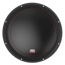 "MTX 3510-02 10"" 500 Watt Peak/250 Watt RMS SVC 2-ohm Car Audio Subwoofer Sub"