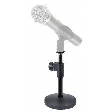 Samson MD2 Twitch Streaming Recording Weighted Microphone Stand For Gaming