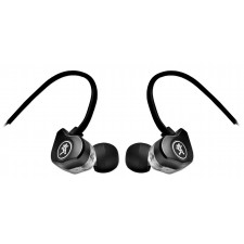 Mackie CR BUDS+ Studio Quality Dual Driver Earphones Earbuds In-Ear Headphones
