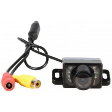 Rockville RBC1 Rear View Backup Car Camera, Easy Mount, No Cutting or Drilling