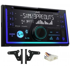 2004-2015 SCION XB JVC Stereo CD Receiver w/Bluetooth/USB/iPhone/Sirius
