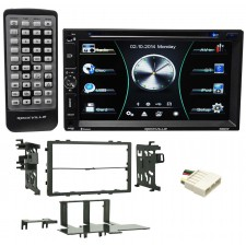 1997-1999 Acura CL DVD/iPhone/Pandora/Spotify/Bluetooth/USB Player Receiver