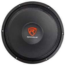 "300 Watt 12"" Raw DJ/Pro Audio Replacement Subwoofer Sub Woofer - 4 Ohm"