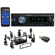 Digital Media Bluetooth AM/FM/MP3/USB/SD Receiver For 1999-2003 Nissan Quest