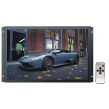 "TVIEW 17"" RAW PANEL/FLAT SCREEN CAR LCD MONITOR+VGA"