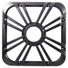 """Kicker 11L710GLW 10"""" Charcoal Grille w/LED For SoloBaric 11S10L7 Subwoofer Sub"""