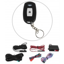 DEI PKE 2102T Passive Keyless Entry System Unlocks Car Automatically When Nearby