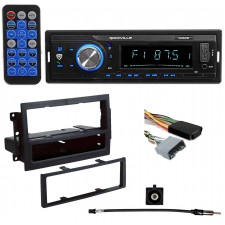 2008-2010 Jeep Commander Digital Media Bluetooth Stereo FM/MP3 USB/SD Receiver