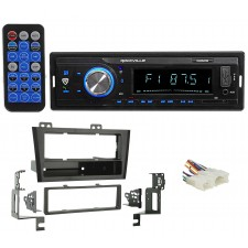 2000-2004 Toyota Avalon 1-Din Digital Media Bluetooth AM/FM/MP3 USB/SD Receiver
