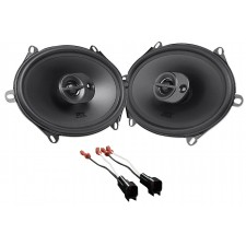 MTX Rear Factory Speaker Replacement Kit For 1999-2002 Lincoln Navigator