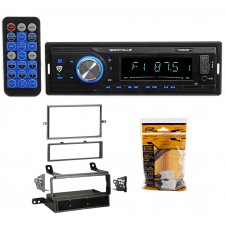 Digital Media Bluetooth AM/FM/MP3 USB/SD Receiver For 2005-2007 Nissan Frontier
