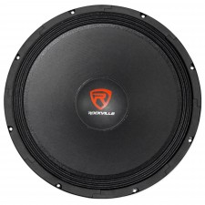 "400 Watt 15"" Raw DJ/Pro Audio Replacement Subwoofer Sub Woofer - 4 Ohm"