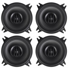 "(4) MTX THUNDER40 4"" 280 Watt 2-Way Coaxial Car Stereo Speakers"