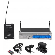 Peavey PV-1 V1 BG 209.150MHZ VHF Series Wireless Guitar Pack