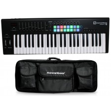 Novation LAUNCHKEY-49-MK2 49-Key USB MIDI Ableton Keyboard Controller+Carry Bag