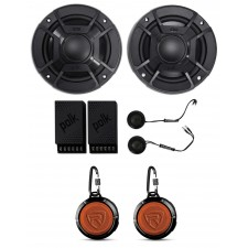 "Polk Audio DB5252 5.25"" 600w Component Car/Marine Speakers+2) Speaker"