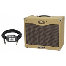 """Peavey Classic 30 112 30w Tube Guitar Amplifier w/ 12"""" Speaker Combo Amp + Cable"""