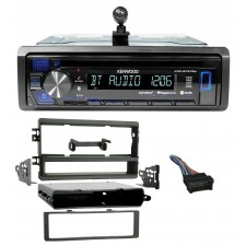 Kenwood CD Receiver w/Bluetooth iPhone/Android For 2003-2005 KIA Sedona