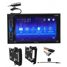 2008-10 Chrysler 300/300C Pioneer DVD/CD Bluetooth Receiver iPhone/Android/USB
