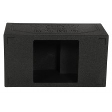 "Rockville RQB15SQ Single 15"" Side Ported Solo Baric L7S/L7R Sub Box Enclosure"